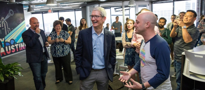 Tim Cook's Capitalism Should Be Copied