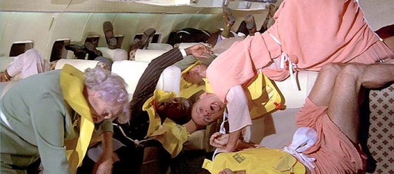 Why Do Airplanes Make People Go Nuts?