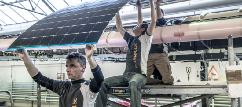 The Solar Impulse Is Changing Business