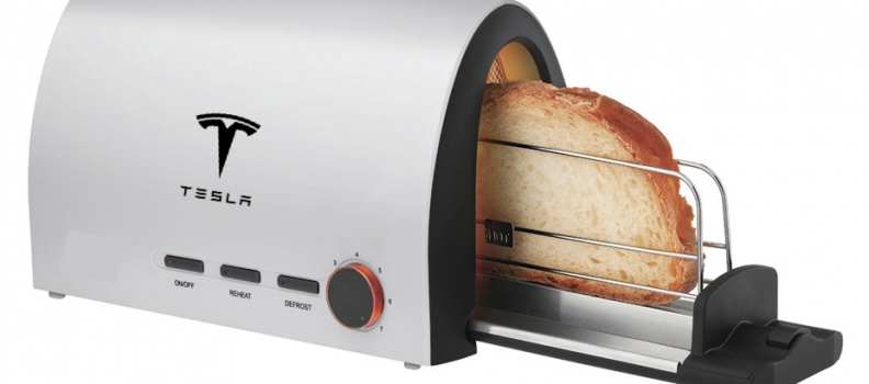 I Want A Tesla Toaster